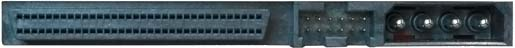 SCSI 68 pin connector