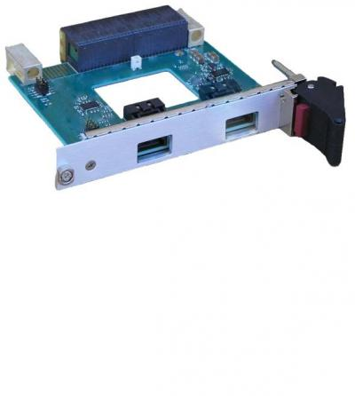 3U VPX RTM SATA Adapter