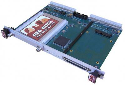 6U VME SCSI with Removable Drive Module