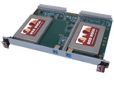 6U VME USB Drive Module